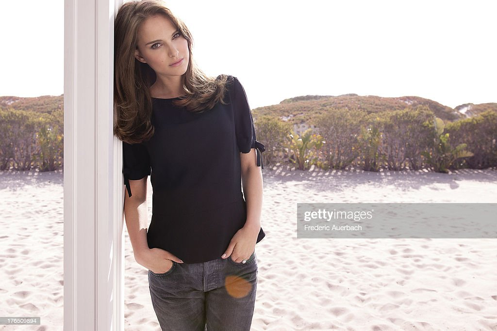 Natalie Portman, Dior, May 1, 2012