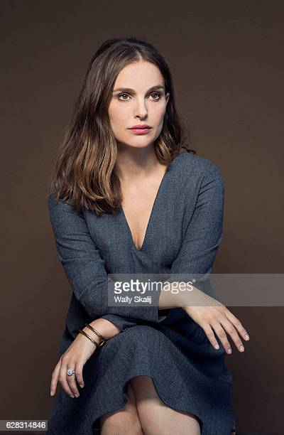 Actress Natalie Portman is photographed for Los Angeles Times on November 11 2016 in Los Angeles California PUBLISHED IMAGE CREDIT MUST READ Wally...
