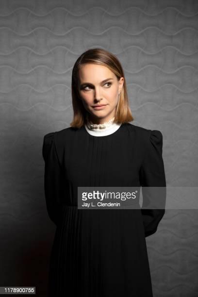 CA: Natalie Portman, Los Angeles Times, September 29, 2019