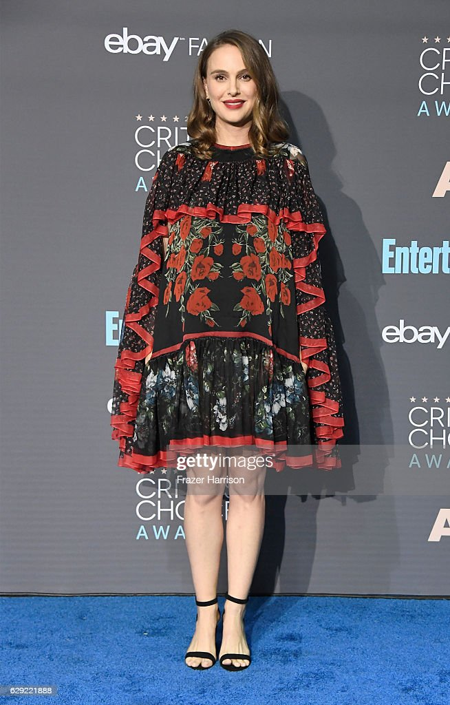 The 22nd Annual Critics' Choice Awards - Press Room