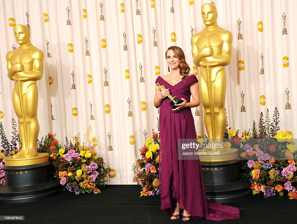 83rd Annual Academy Awards - Press Room : News Photo