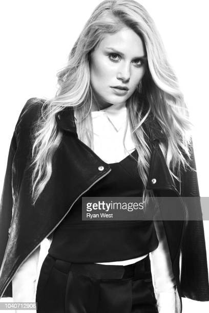 Actress Natalie Sharp is photographed on September 21, 2017 in Los Angeles, California. PUBLISHED IMAGE.