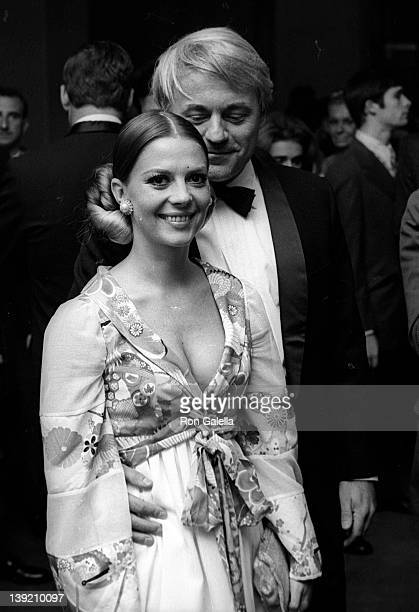 Actress Natalie Wood attends the opening of the New York Film Festival on September 16 1969 in New York City