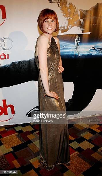 Actress Natalya Rudakova arrives at Planet Hollywood Resort Casino's Transporter 3 premiere on November 21 2008 in Las Vegas Nevada