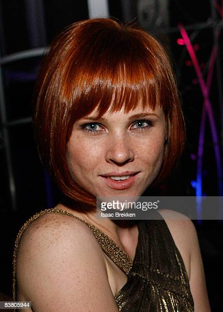 Actress Natalya Rudakova attends a Transporter 3 after party at Prive inside Planet Hollywood Resort Casino November 21 2008 in Las Vegas Nevada