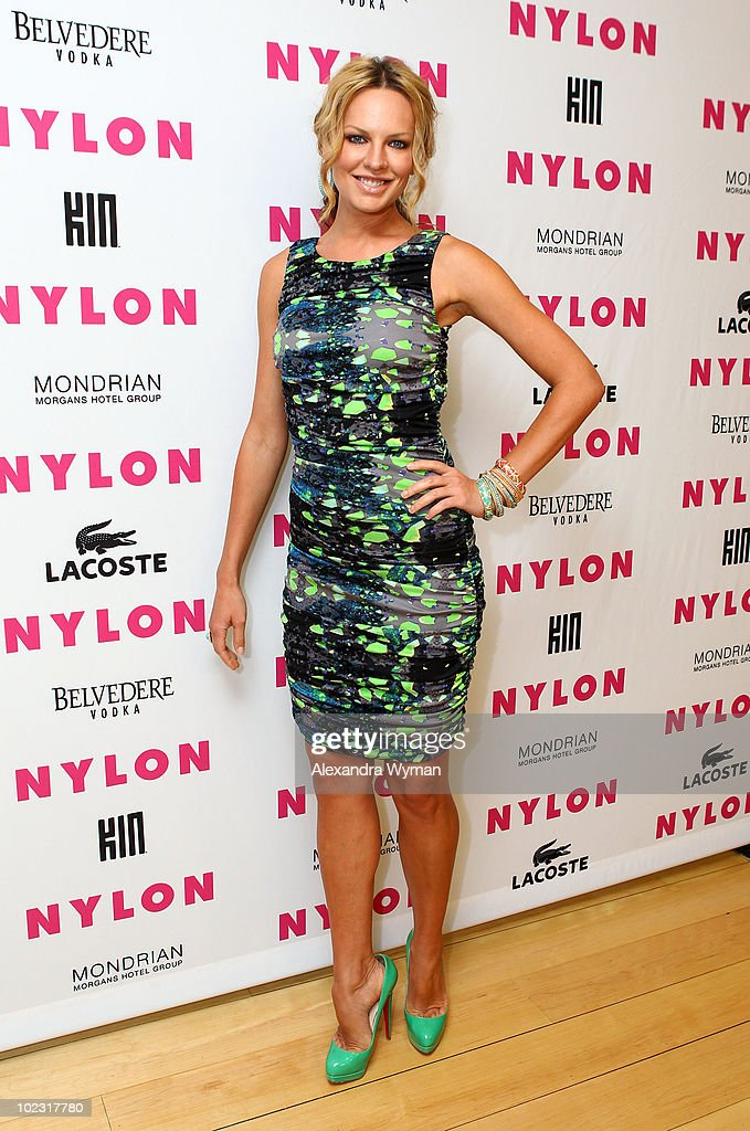 Nylon + Kin Music Issue Party Hosted By M.I.A.