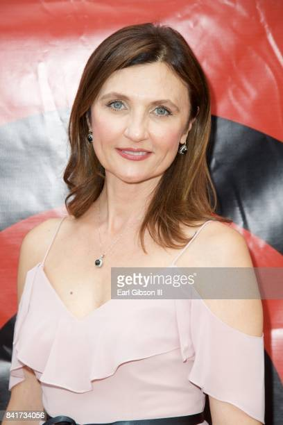 Actress Natasha Goubskaya attends the Premiere Of HT Pictures Mike Boy at Laemmle Music Hall on September 1 2017 in Beverly Hills California