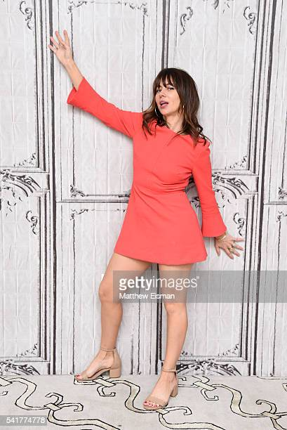 Actress Natasha Leggero attends AOL Build Speaker Series Natasha Leggero Another Period at AOL Studios in New York on June 20 2016 in New York City