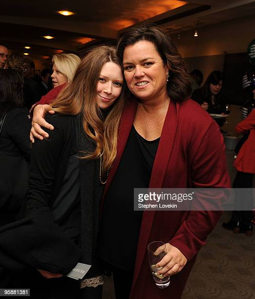 Actress Natasha Lyonne and executive producer Rosie O'Donnell attend the HBO documentary screening of 'A Family is a Family A Rosie O'Donnell...