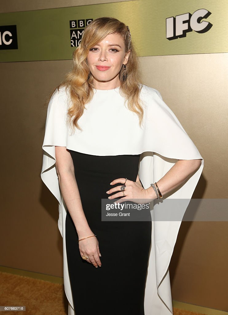 Actress Natasha Lyonne attends AMC Networks Emmy Party at BOA Steakhouse on September 18, 2016 in West Hollywood, California.