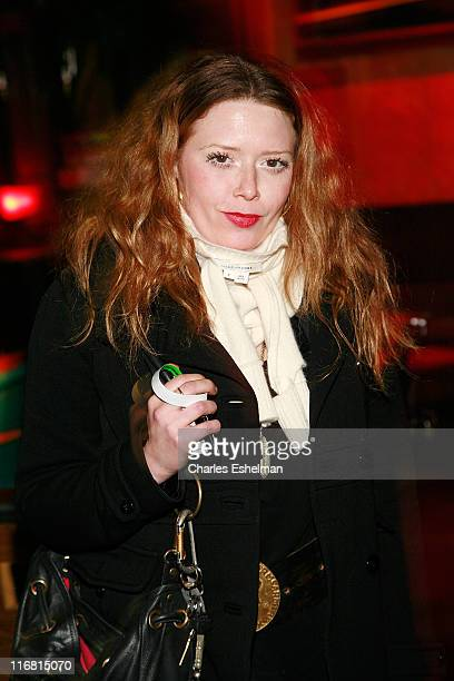 Actress Natasha Lyonne attends Chloe Sevigny for Opening Ceremony Fall 2008 during MercedesBenz Fashion Week at Webster Hall on February 4 2008 in...