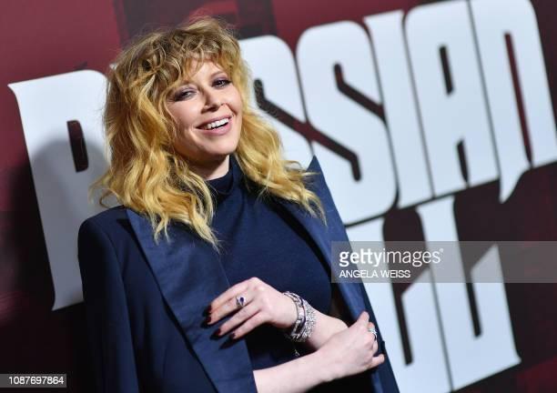 "Actress Natasha Lyonne attends Netflix's ""Russian Doll"" Season 1 premiere at Metrograph on January 23, 2019 in New York City."