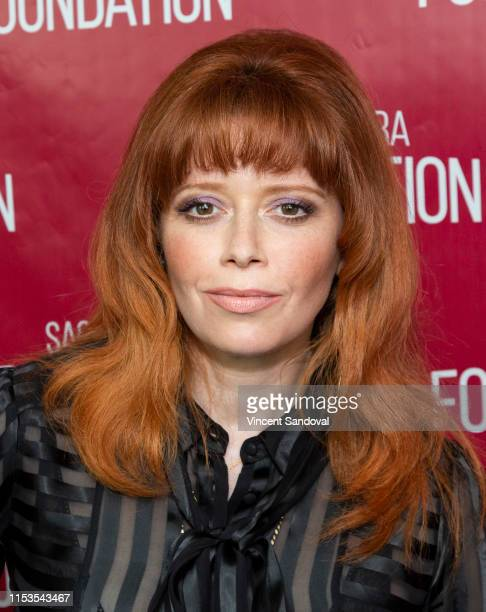 """Actress Natasha Lyonne attends SAG-AFTRA Foundation Conversations with """"Russian Doll"""" at SAG-AFTRA Foundation Screening Room on June 03, 2019 in Los..."""