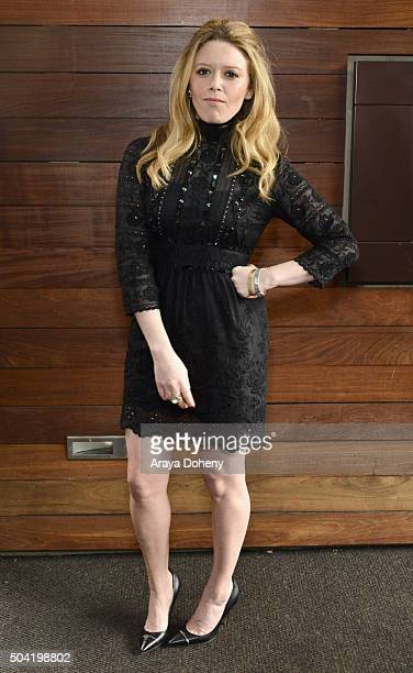Actress Natasha Lyonne attends the 2016 Film Independent Filmmaker Grant and Spirit Award Nominees Brunch at BOA Steakhouse on January 9 2016 in West...