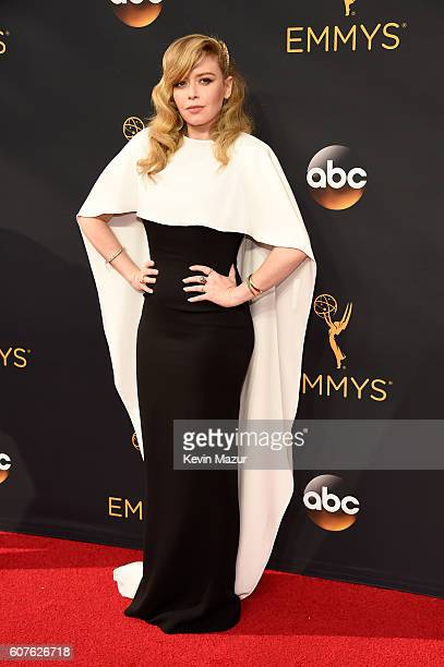 Actress Natasha Lyonne attends the 68th Annual Primetime Emmy Awards at Microsoft Theater on September 18 2016 in Los Angeles California