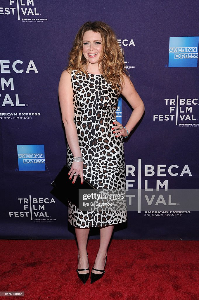 Actress Natasha Lyonne attends the 'G.B.F.' world premiere during the 2013 Tribeca Film Festival on April 19, 2013 in New York City.