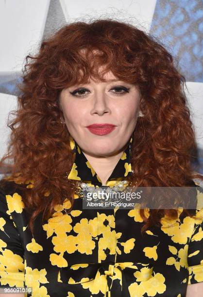 Actress Natasha Lyonne attends the premiere of Global Road Entertainment's 'Show Dogs' at The TCL Chinese 6 Theatres on May 5 2018 in Hollywood...