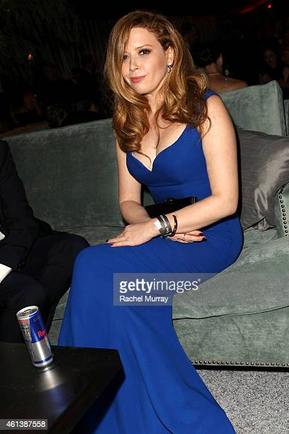 Actress Natasha Lyonne attends The Weinstein Company Netflix's 2015 Golden Globes After Party presented by FIJI Water Lexus Laura Mercier and Marie...