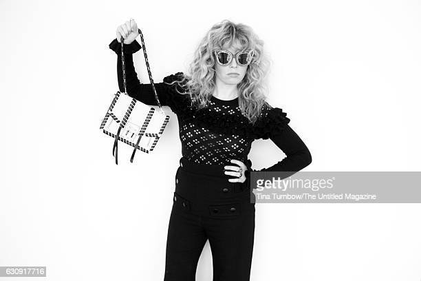 Actress Natasha Lyonne is photographed for The Untitled Magazine on August 16, 2016 in New York City. PUBLISHED IMAGE. CREDIT MUST READ: Tina...