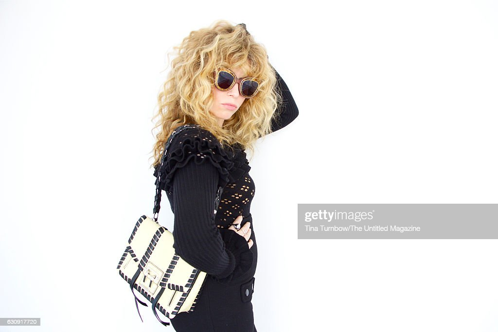 Natasha Lyonne, The Untitled Magazine, September 5, 2016