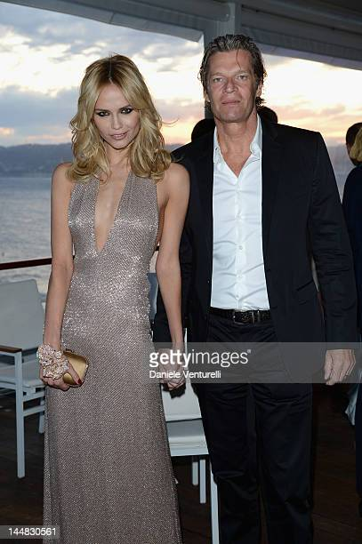 Actress Natasha Poly attends the Vanity Fair and Gucci Party at Hotel Du Cap during 65th Annual Cannes Film Festival on May 19 2012 in Antibes France