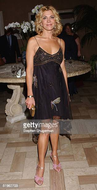 Actress Natasha Richardson attends The 30th Annual Los Angeles Film Critics Association Awards at The St Regis Hotel on January 13 2005 in Century...