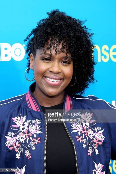 Actress Natasha Rothwell attends a block party celebrating HBO's new season of Insecure on July 15 2017 in Inglewood California