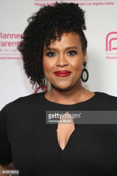 Actress Natasha Rothwell attends the Planned Parenthood Advocacy Project Los Angeles County's Politics Sex Cocktails at NeueHouse Hollywood on...