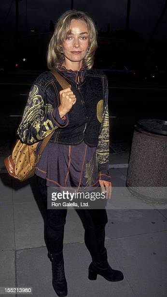 Actress Natasha Schell attends the screening of Little Odessa on June 1 1995 at the AMC Fine Arts Theater in Beverly Hills California