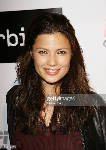 Actress Natassia Malthe arrives at the Disturbia DVD release party at The Standard Hotel on August 2 2007 in Los Angeles California