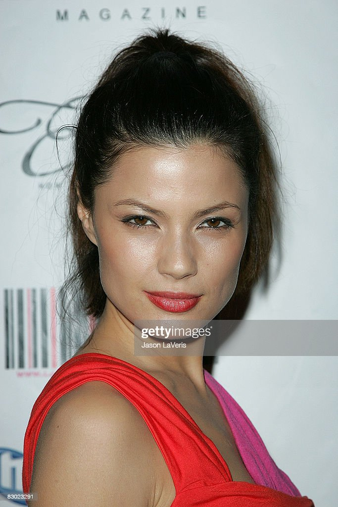 Actress Natassia Scarlet Malthe attends the Zachariah