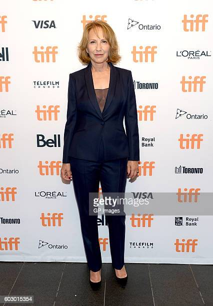 Actress Nathalie Baye attends the It's Only The End Of The World premiere during the 2016 Toronto International Film Festival at TIFF Bell Lightbox...