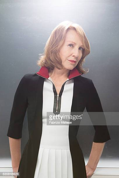 Actress Nathalie Baye is photographed for The Hollywood Reporter on May 14 2016 in Cannes France