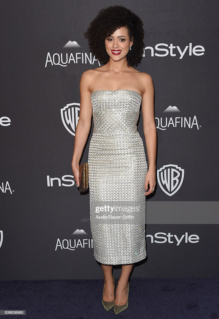 2016 InStyle And Warner Bros. 73rd Annual Golden Globe Awards Post-Party : News Photo