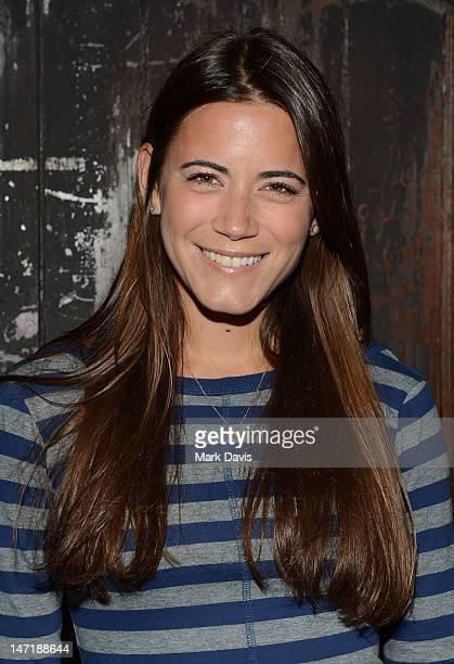 Actress Nathalie Fay Tordion attends the FX Summer Comedies Party held at Lure on June 26 2012 in Hollywood California