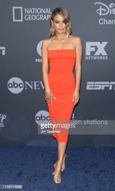 Actress Nathalie Kelley attends the 2019 Walt Disney Television Upfront at Tavern On The Green on May 14 2019 in New York City