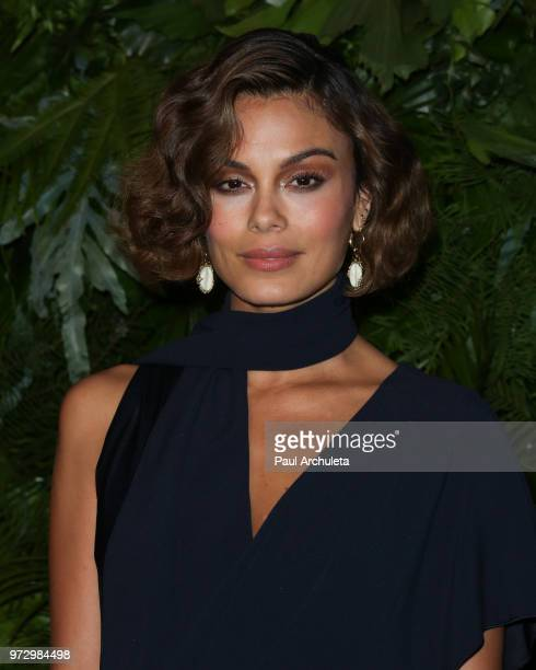 Actress Nathalie Kelley attends the Max Mara WIF Face Of The Future event at the Chateau Marmont on June 12 2018 in Los Angeles California