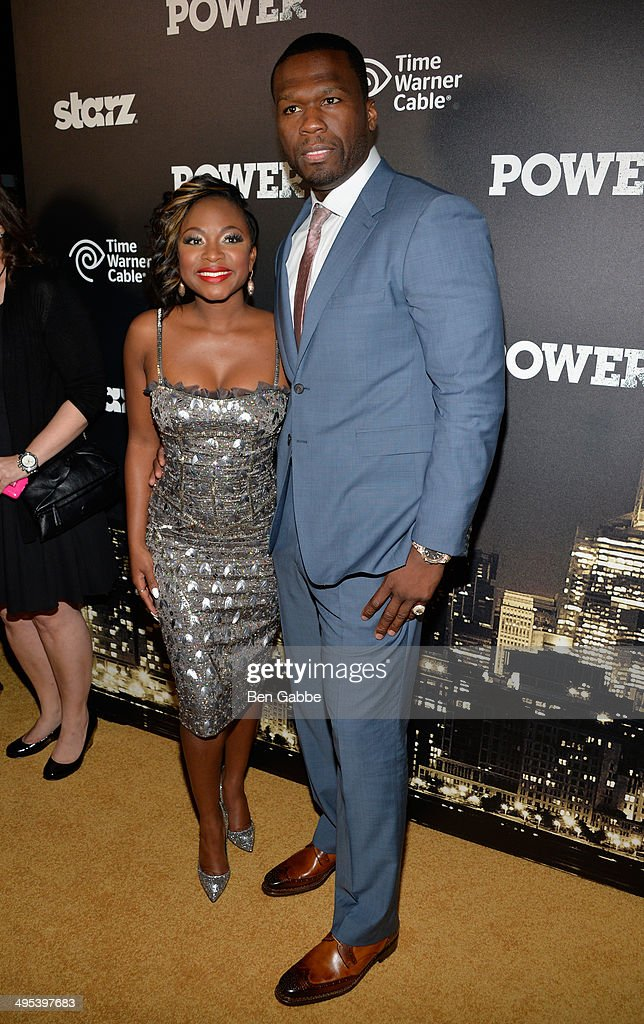 """Power"" New York Premiere - Arrivals : News Photo"