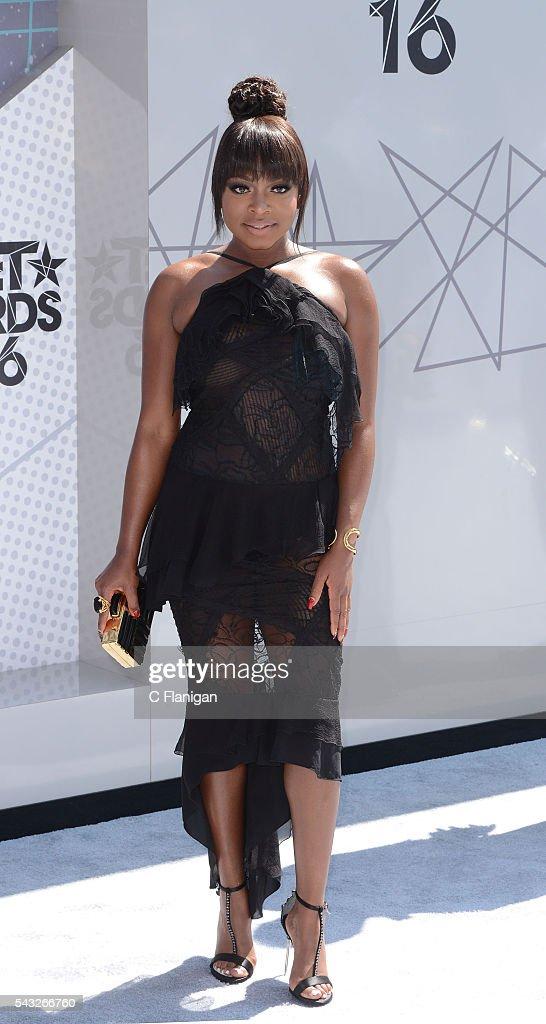 2016 BET Awards - Arrivals : News Photo