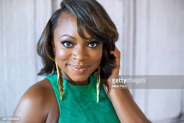 Actress Naturi Naughton attends the AOL Build Speaker Series to discuss Power at AOL HQ on July 13 2016 in New York City