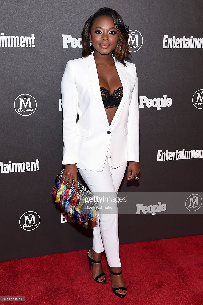 Entertainment Weekly & People Upfronts Party 2016 - Arrivals