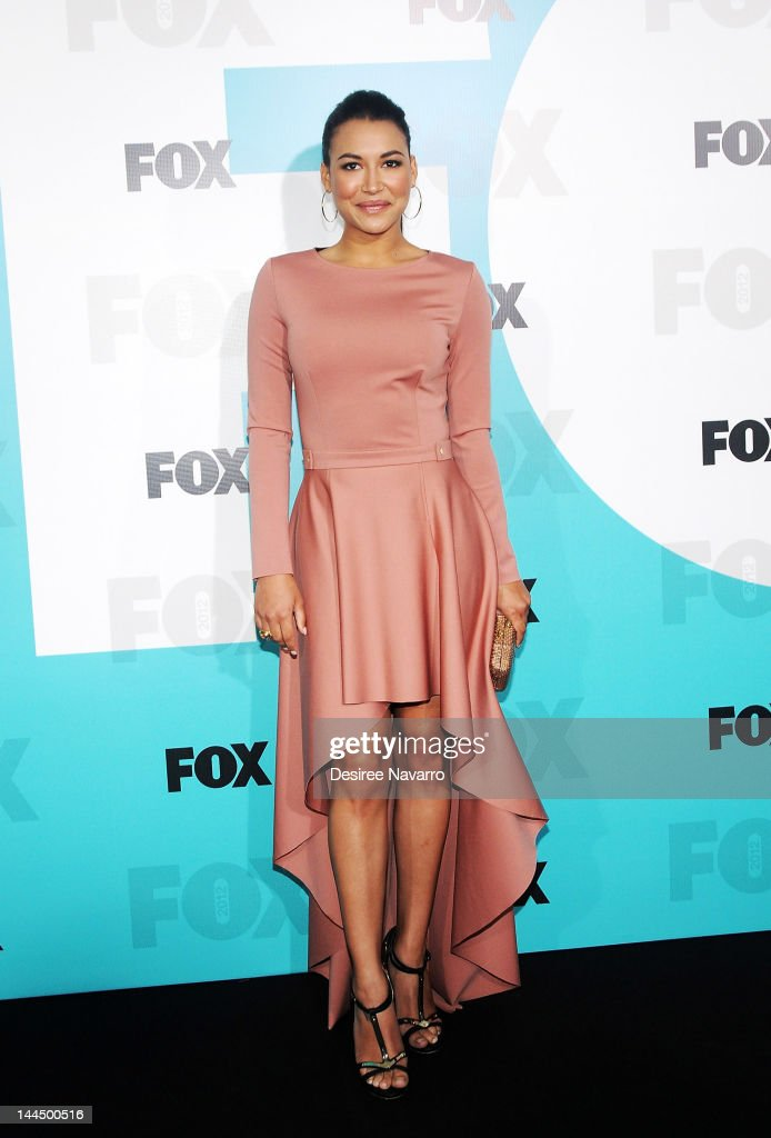 Actress Naya Rivera attends the Fox 2012 Programming Presentation Post-Show Party at Wollman Rink - Central Park on May 14, 2012 in New York City.