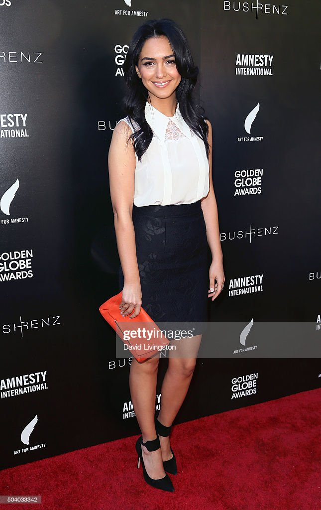 Amnesty International USA's Inaugural Art For Amnesty Pre-Golden Globes Recognition Brunch - Arrivals
