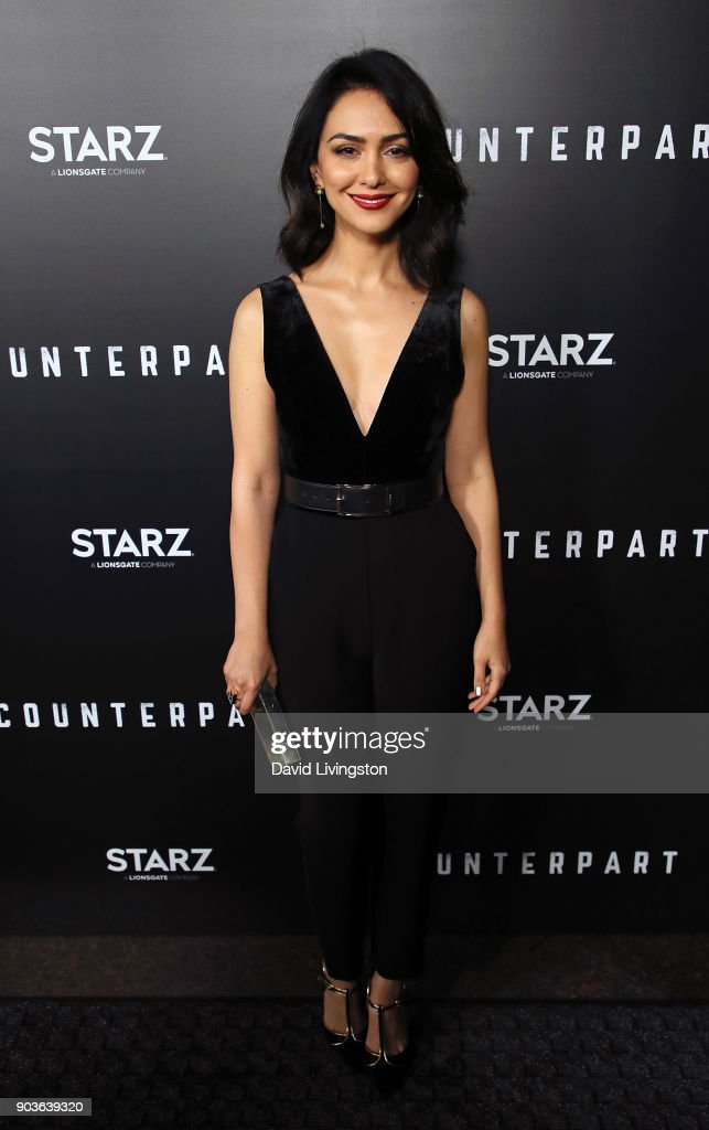 "Premiere Of Starz's ""Counterpart"" - Arrivals"
