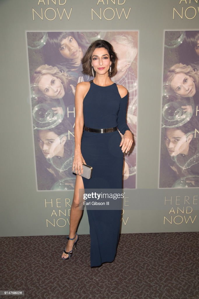 """Premiere Of HBO's """"Here And Now"""" - Red Carpet : News Photo"""