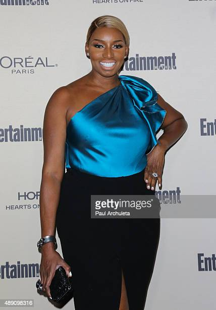Actress Nee Nee Leaks attends the 2015 Entertainment Weekly preEmmy party at Fig Olive Melrose Place on September 18 2015 in West Hollywood California