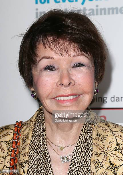 Actress Neile Adams attends the Professional Dancer Society's Annual Gypsy Awards Luncheon at The Beverly Hilton Hotel on April 24 2016 in Beverly...