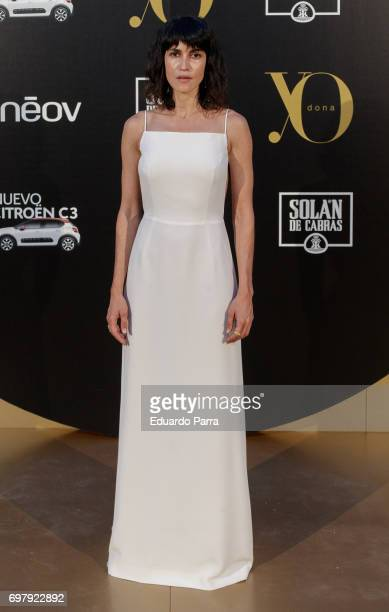Actress Nerea Barros attends the 'Yo Donna International Awards' photocall at Duques de Pastrana palace on June 19 2017 in Madrid Spain