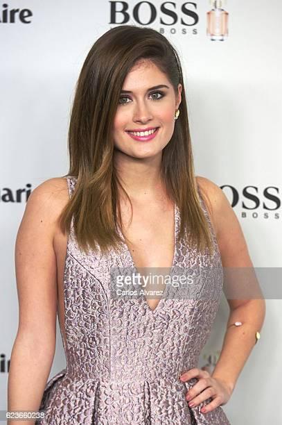 Actress Nerea Camacho attends 'Marie Claire Prix De La Moda' Awards 2016 at Florida Park Club on November 16 2016 in Madrid Spain