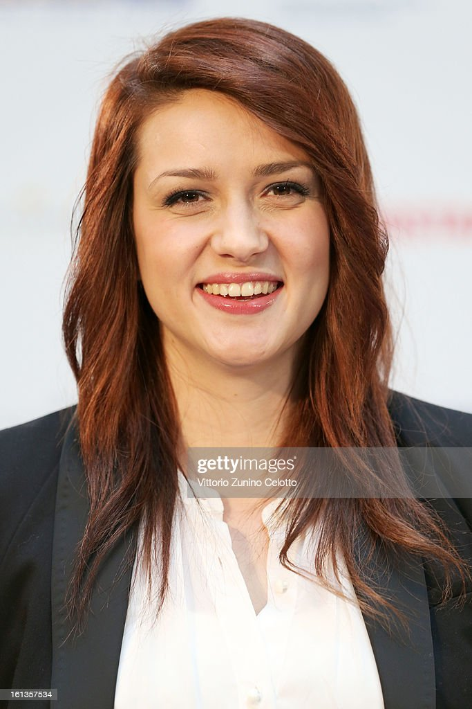 Actress Nermina Lukac attends Shooting Stars 2013 during the 63rd International Berlinale Film Festival at Hotel de Rome on February 10, 2013 in Berlin, Germany.